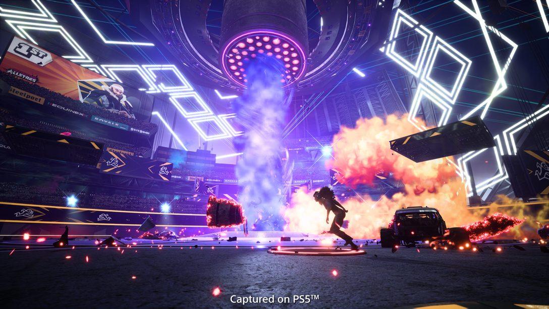 Nouveaux modes de jeu dans Destruction AllStars