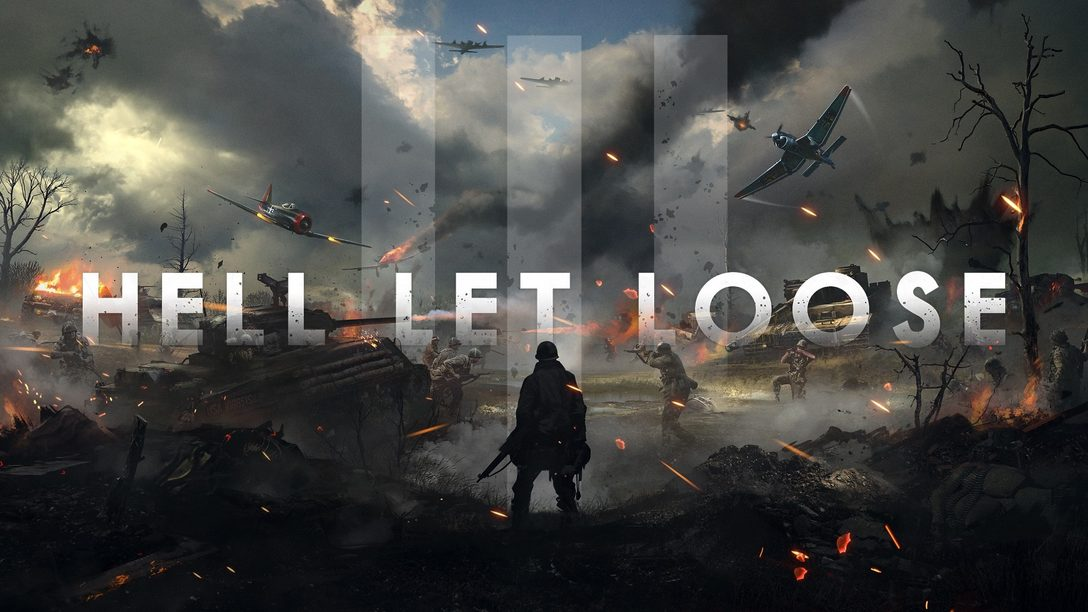 Vivez la dure réalité de la guerre dans Hell Let Loose