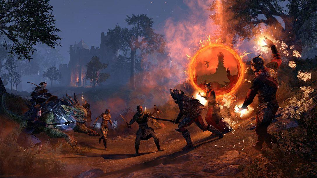 Profitez gratuitement du DLC Deadlands de The Elder Scrolls Online