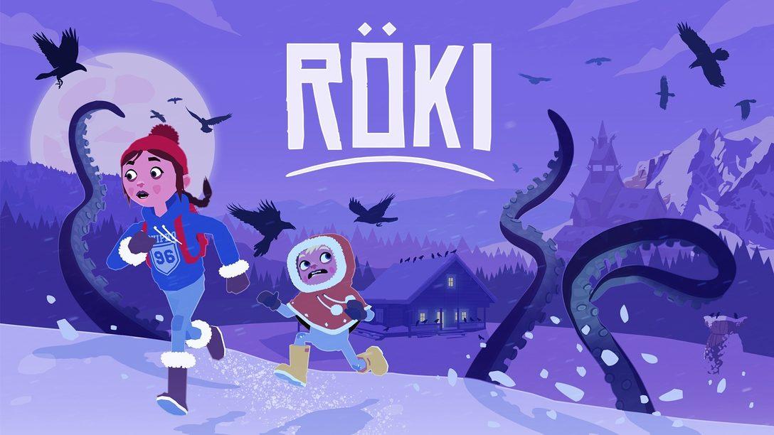 Röki, le jeu d'aventure inspiré du folklore scandinave, arrive le 28 octobre sur PS5
