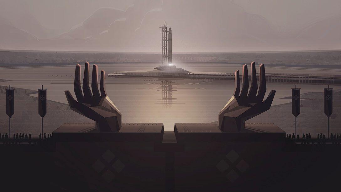 Jett: The Far Shore est une saga spatiale épique divisée en chapitres très bien pensés
