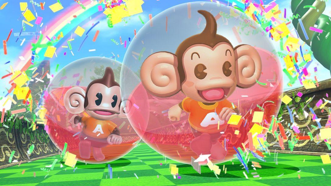 Super Monkey Ball Banana Mania : une lettre d'amour aux passionnés des bananes