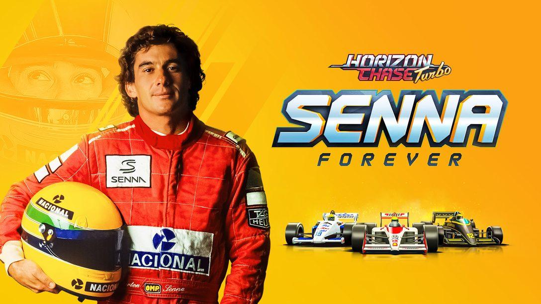 L'extension de Horizon Chase Turbo: Senna Forever sortira le 20 octobre