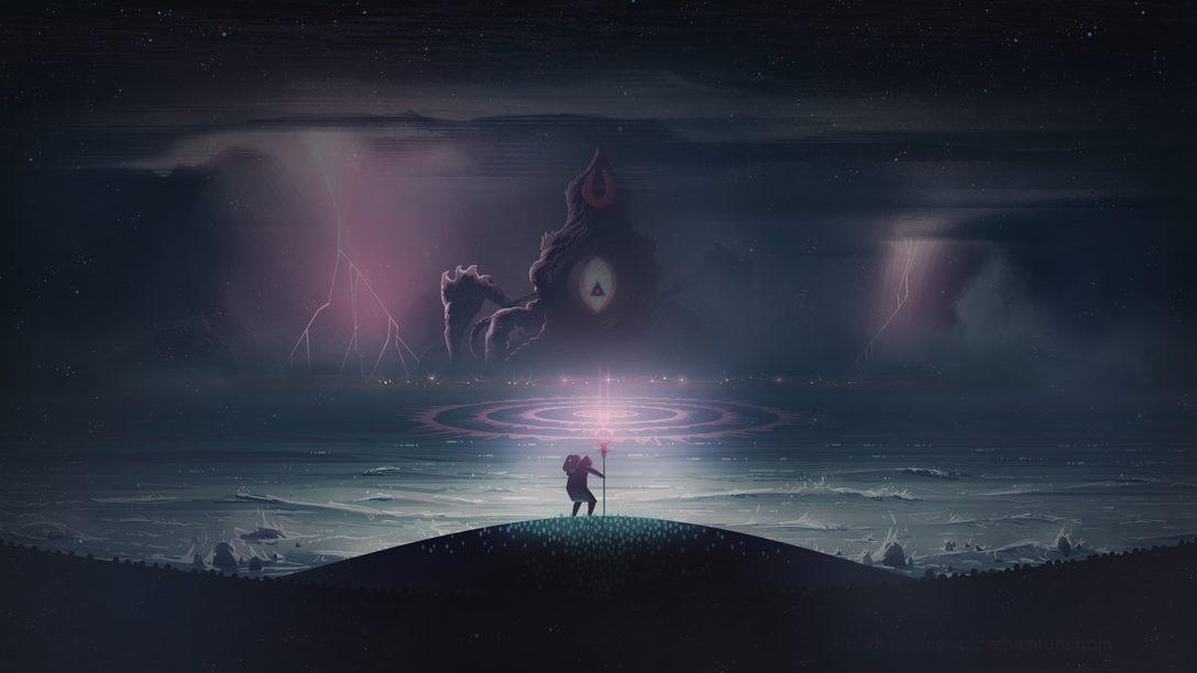 L'origine de la bande-son interstellaire de JETT: The Far Shore
