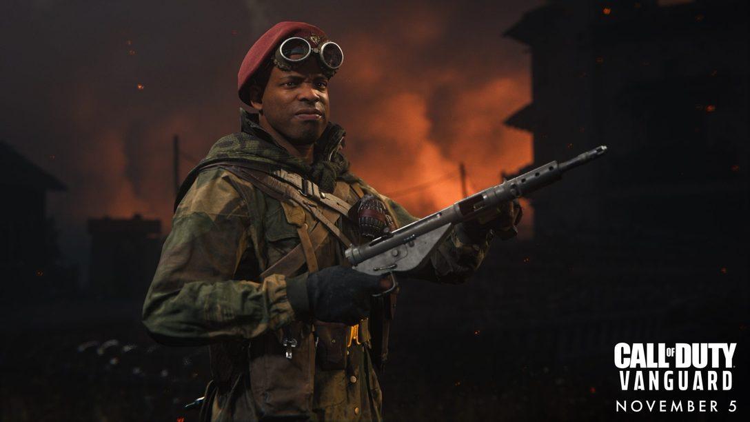 Découvrez quatre Opérateurs pour le mode multijoueur de Call of Duty: Vanguard